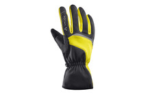 Vaude Kuro Gloves black/canary